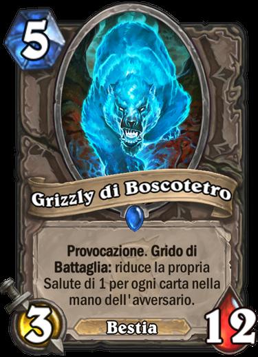Grizzly di Boscotetro