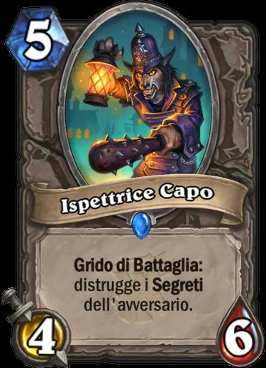 Ispettrice Capo