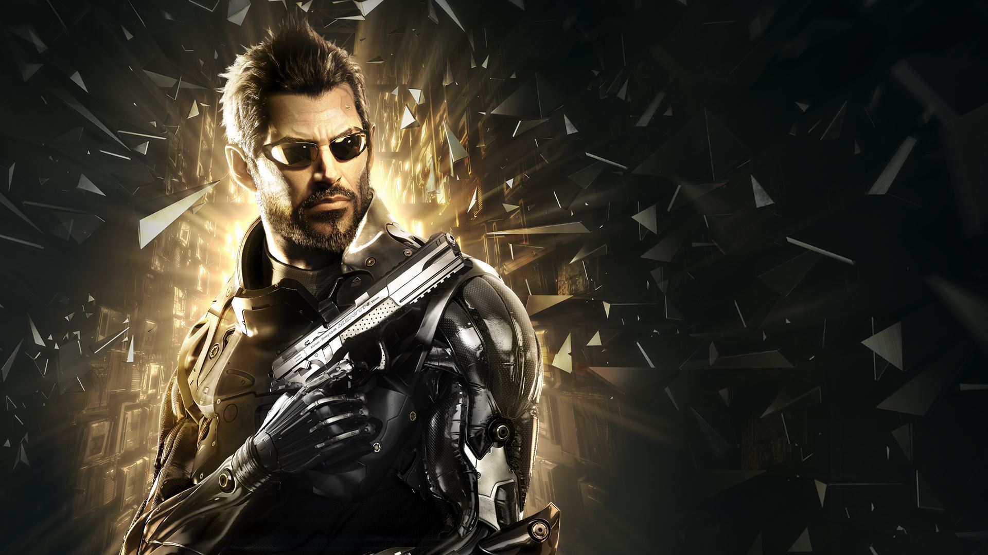 Trailer di lancio per Deus Ex: Mankind Divided