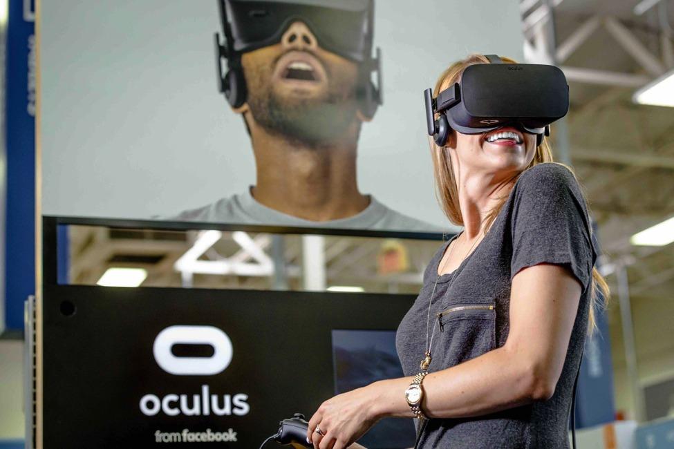 Oculus Rift in Europa, ma non in Italia