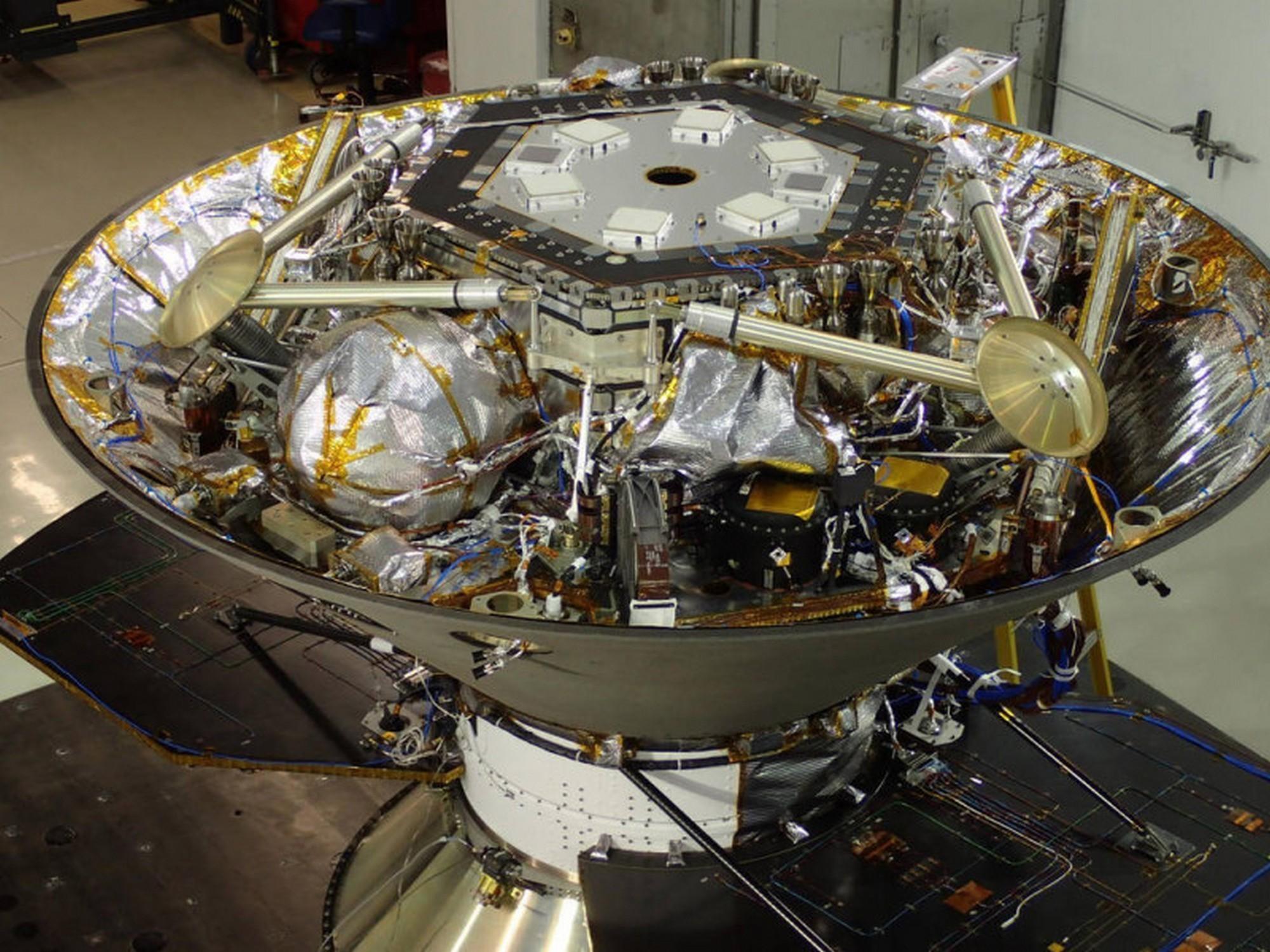 Nasa lancia nuova missione su Marte: il robot InSight studierà i terremoti