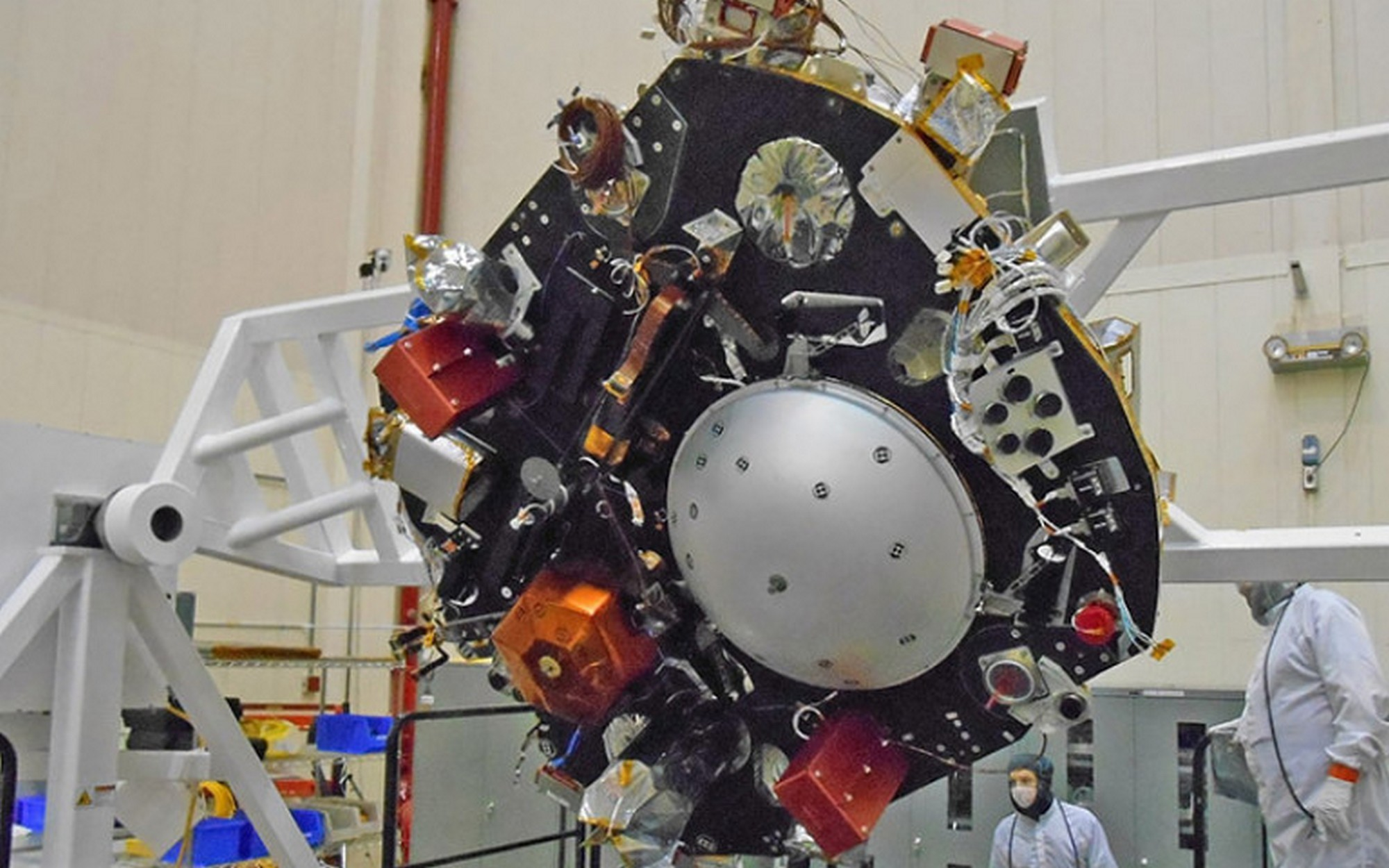 La missione InSight pronta al lancio verso Marte