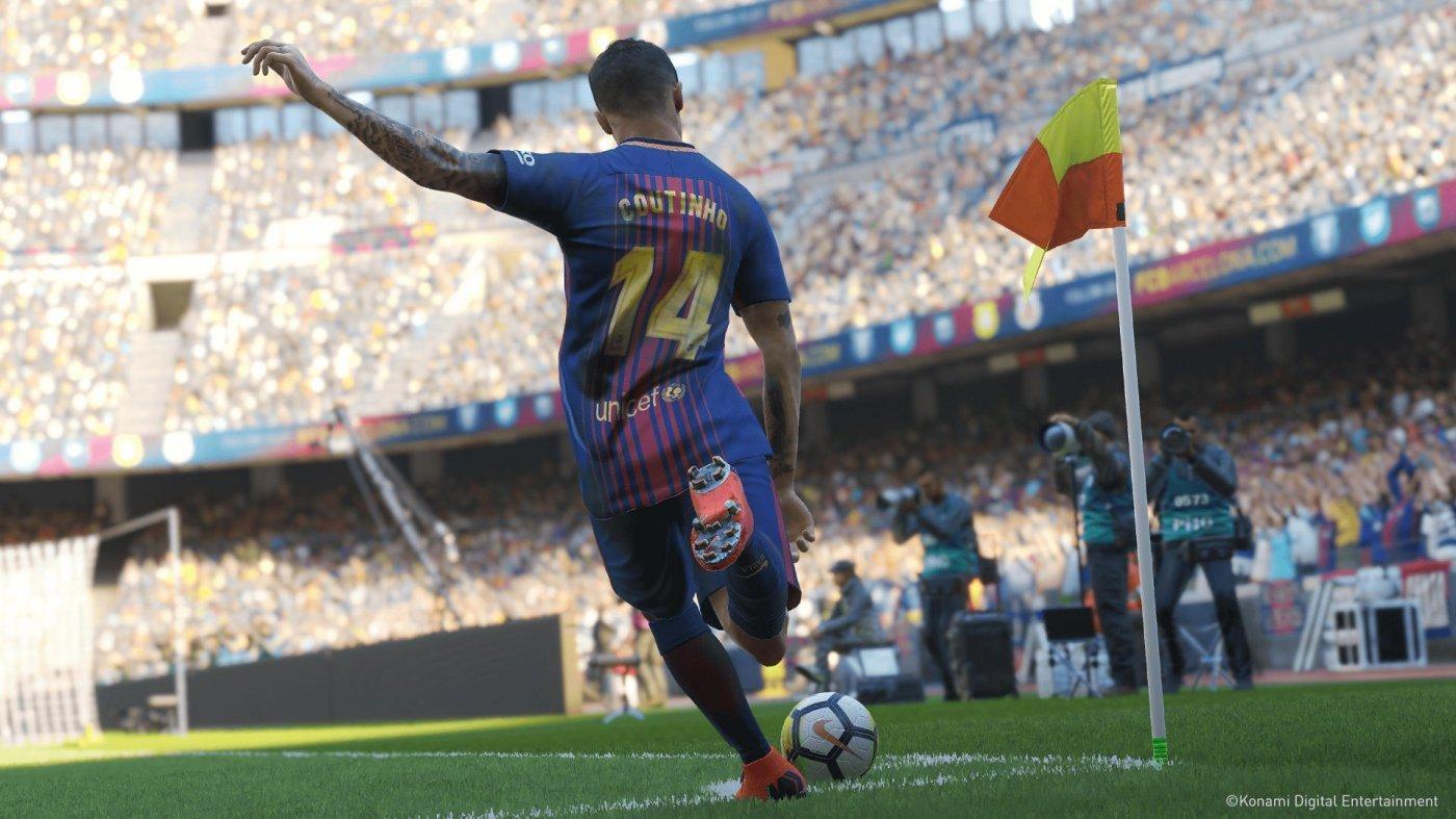 Pro Evolution Soccer 2019: il gioco sarà svelato ufficialmente il 9 maggio