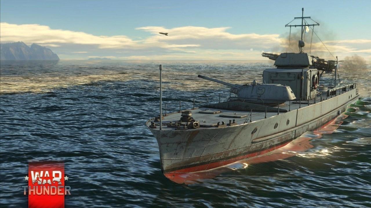 War thunder si espande arrivano le battaglie navali tom for Simulatore di costruzione di case online