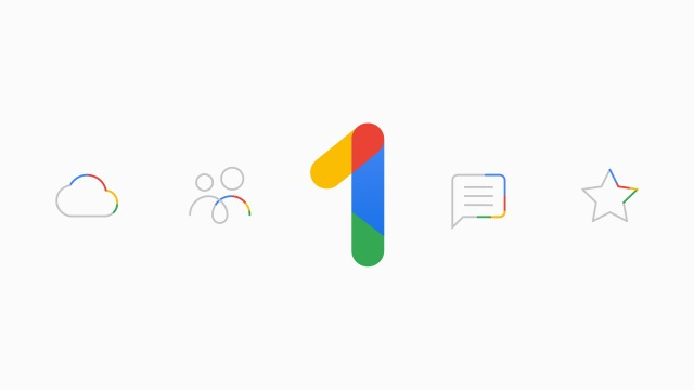 Google One, il primo Cloude Storage di Google