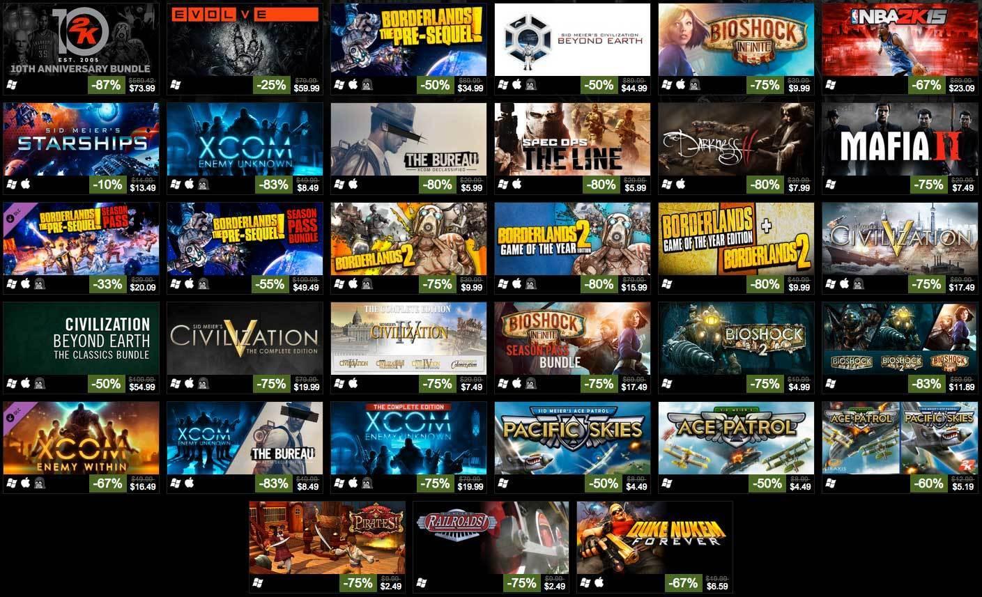 Steam Online Spiele
