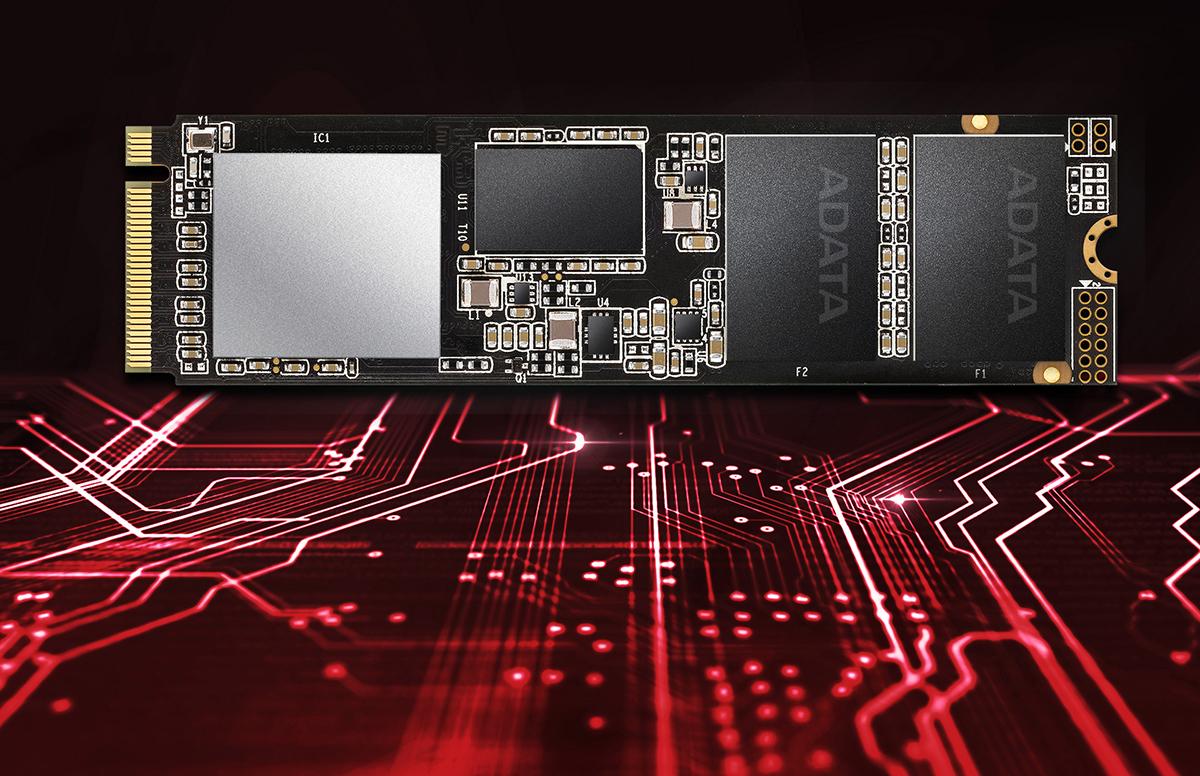 ADATA XPG SX8200 (480 GB)