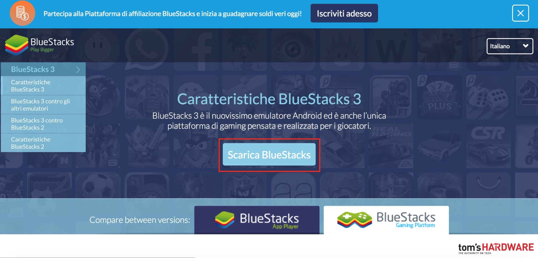 Giochi Android su PC, è possibile grazie a BlueStacks   Tom's Hardware