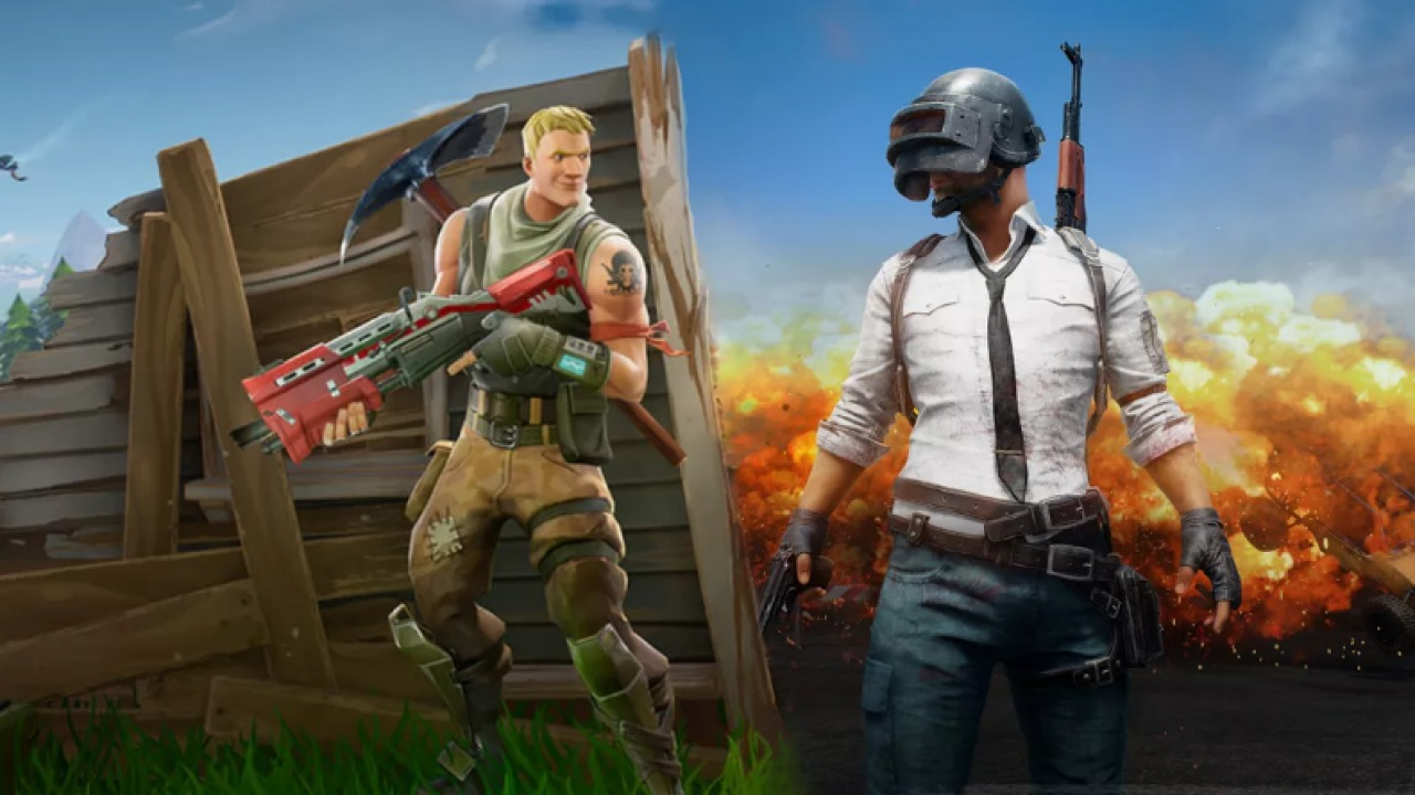 Fortnite denunciata per plagio da PUBG Video