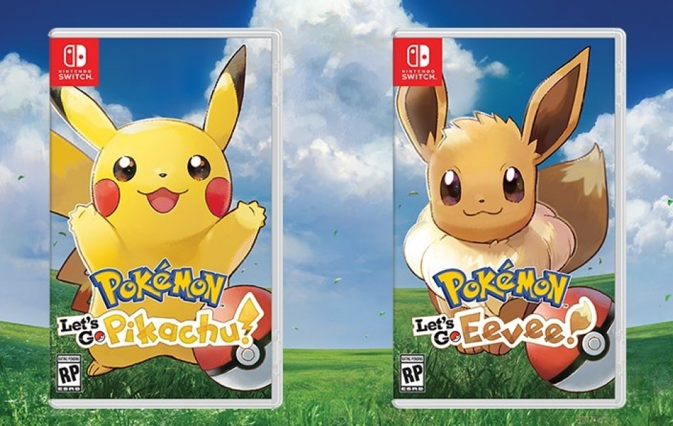 Nintendo: Annunciato Pokémon Let's Go per Switch