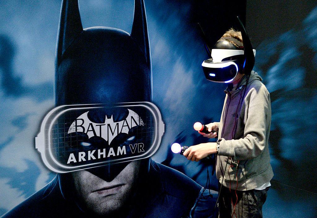 Batman Arkham VR offrirà 2 ore e mezzo di contenuti