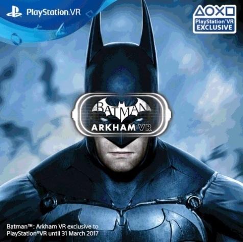 Per finire Batman: Arkham VR probabilmente impiegherete meno di tre ore