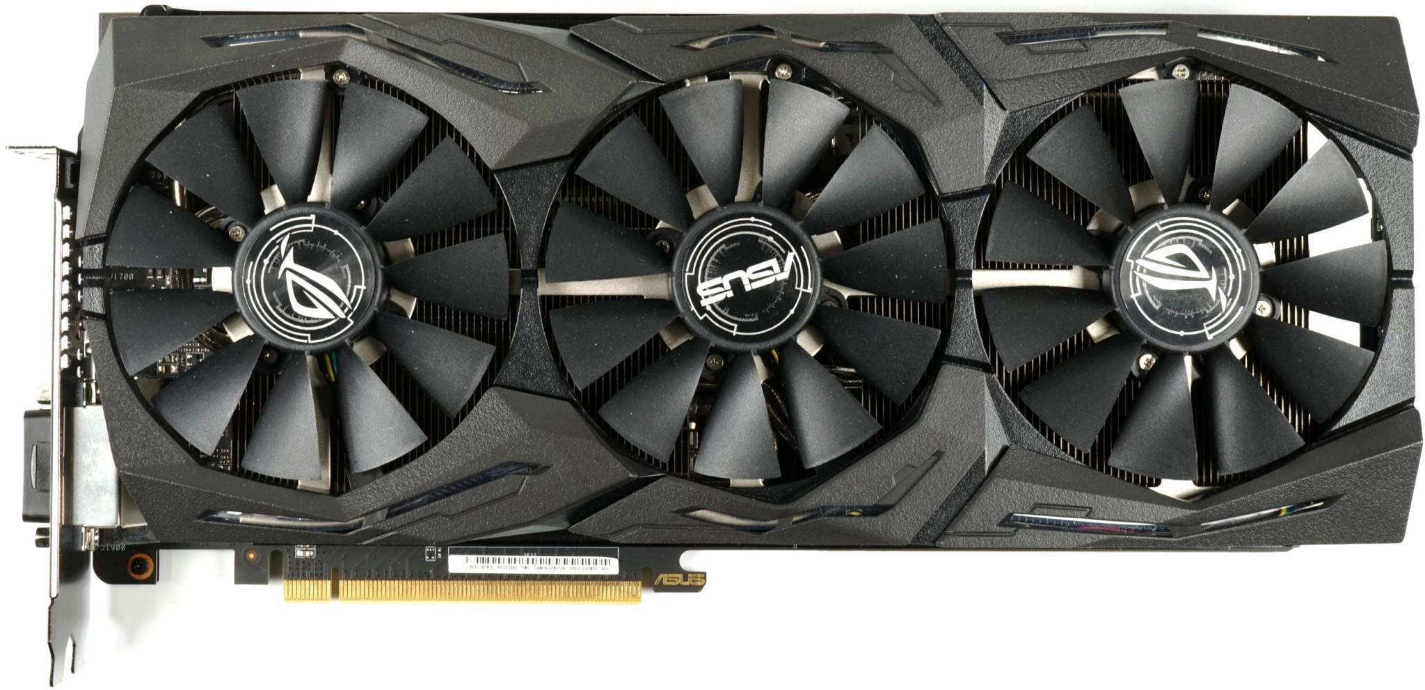 Asus ROG Strix Radeon RX Vega 64 8GB OC Edition
