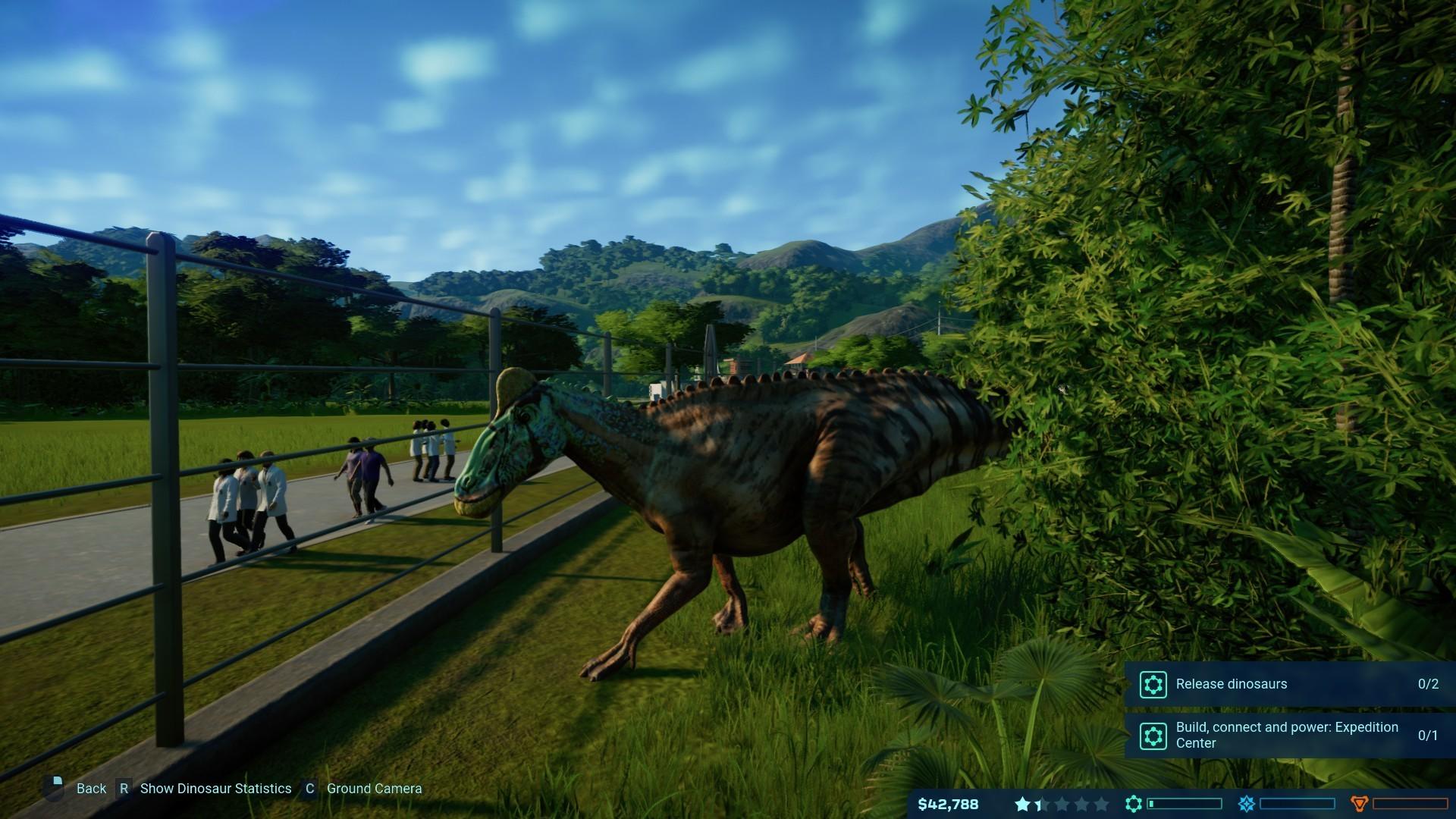Recensione Jurassic World Evolution Dinosauri Che Passione Toms