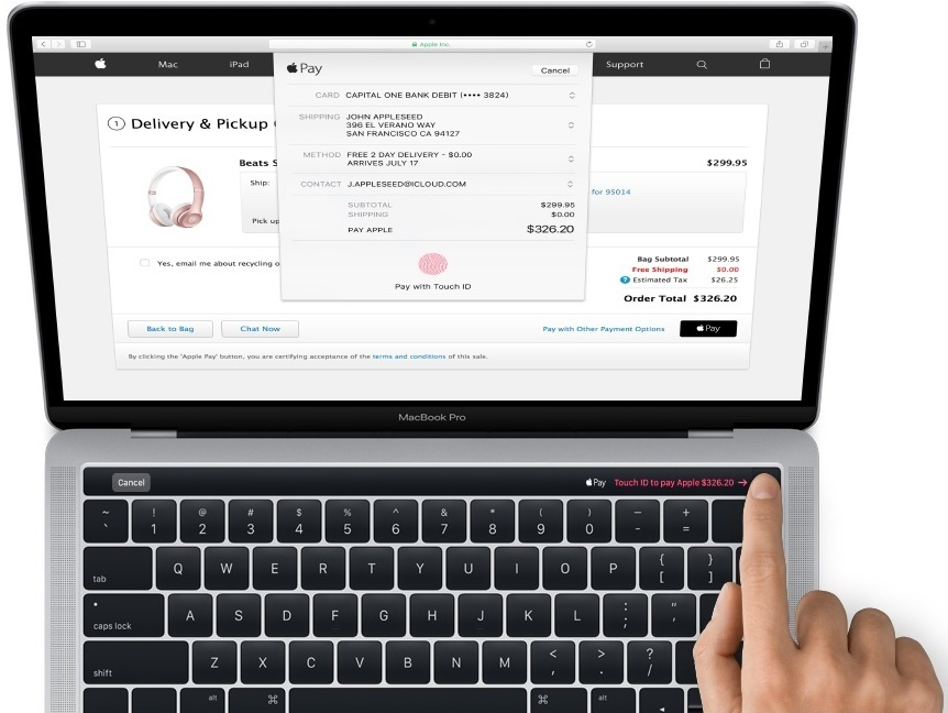 MacBook Pro con Touch Bar: Che cosa ha presentato Apple