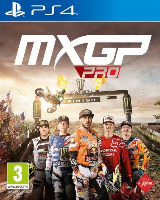 MXGP Pro PS4 Amazon