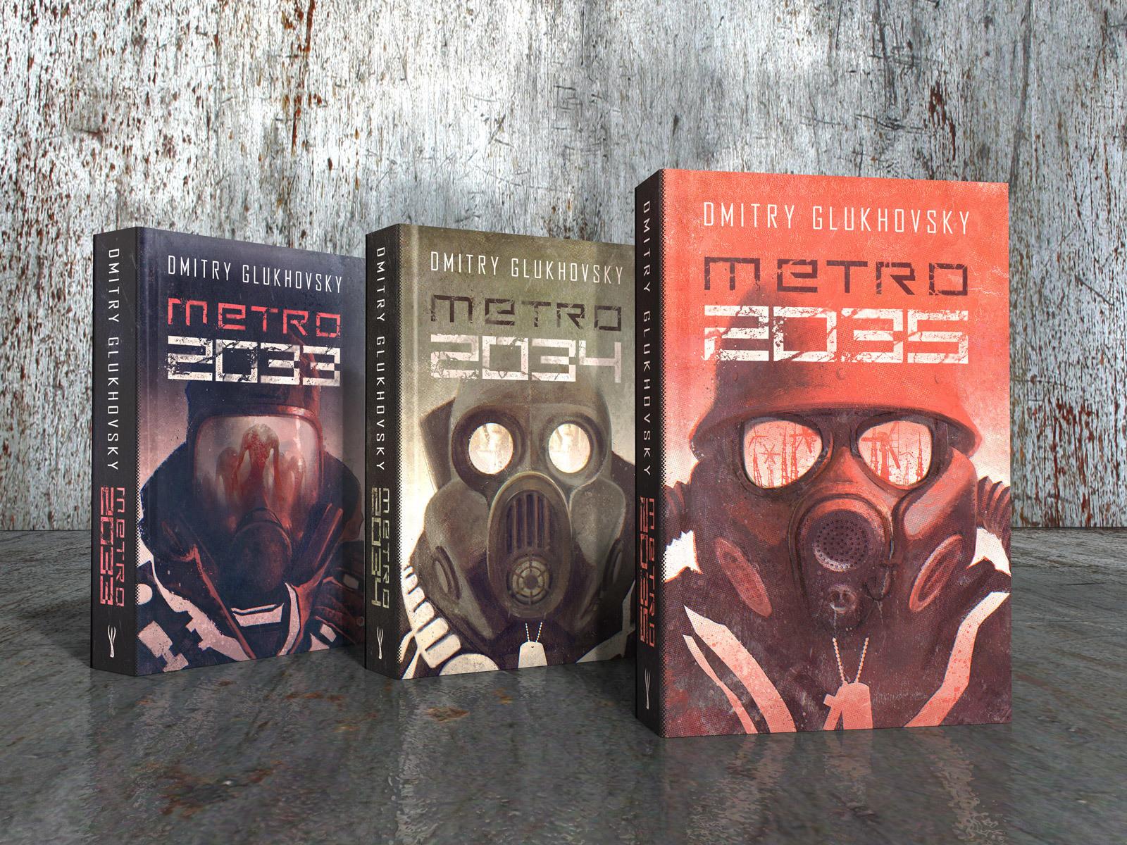 Metro 2035, il romanzo annuncia un nuovo gioco nel 2017