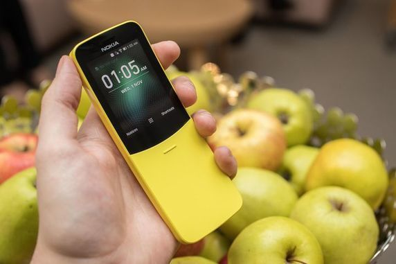 Disponibile da oggi in Italia l'iconico Nokia 8110