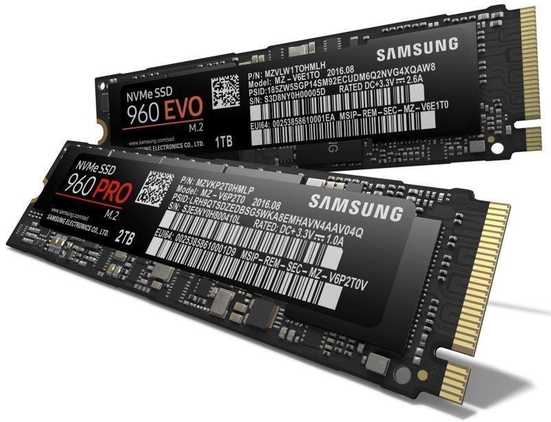Samsung 960 EVO (1TB)