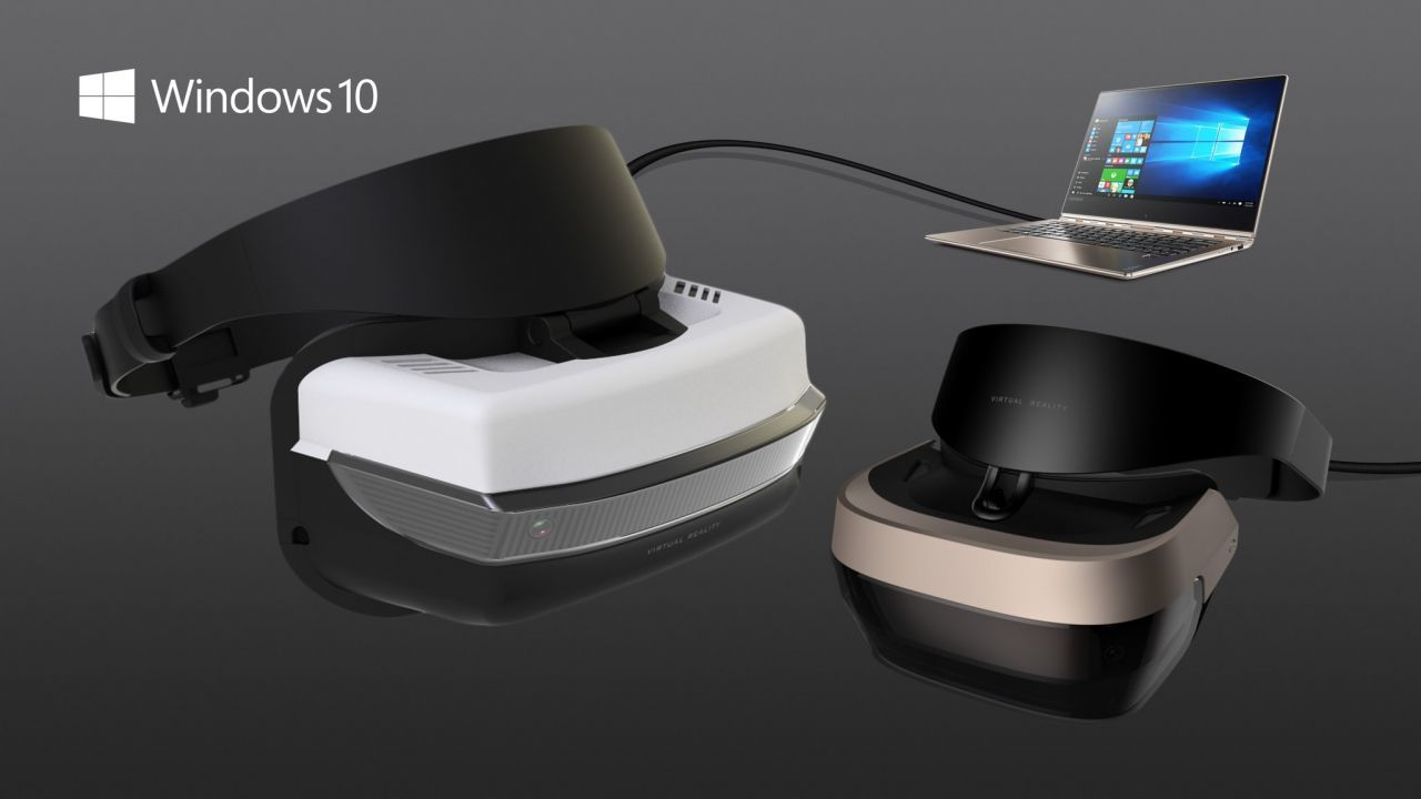 Microsoft svela i requisiti di sistema per i suoi visori VR
