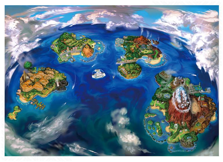 Pokémon Sole e Luna: in sviluppo una versione per Nintendo Switch?