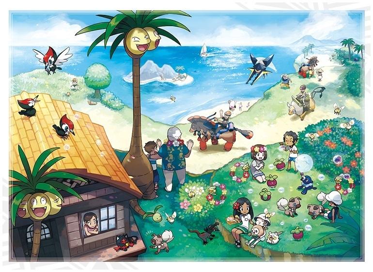 Pokemon Sole e Luna: rivelate corruzioni nei dati di salvataggio
