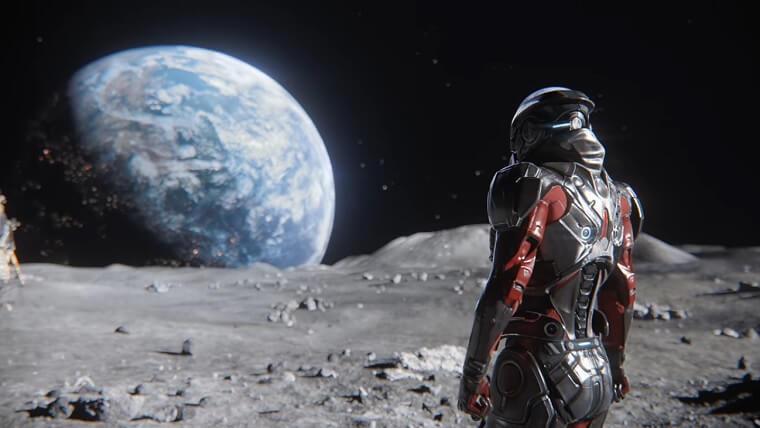 Mass Effect: Andromeda non avrà il doppiaggio in italiano