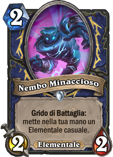 Nembo Minaccioso