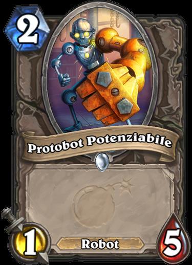 Protobot Potenziabile