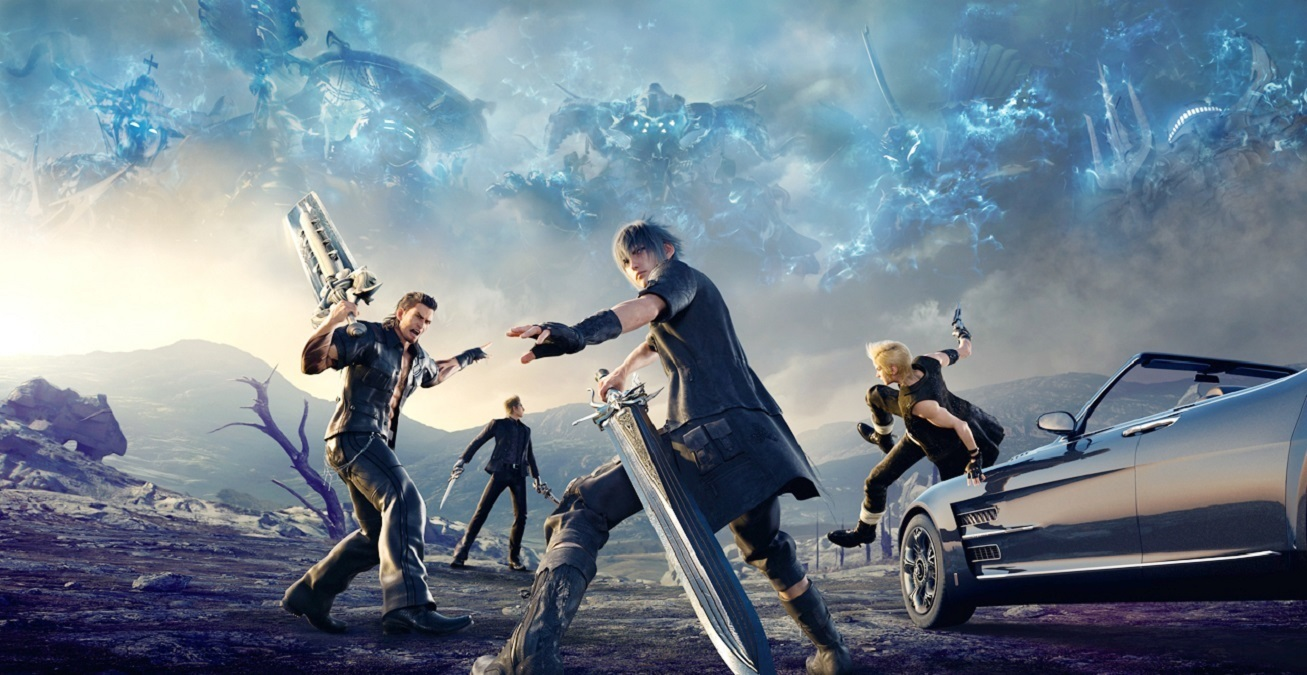 Final Fantasy XV: le versioni PS4 e PS4 Pro messe a confronto