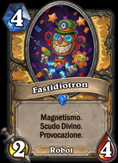 Fastidiotron