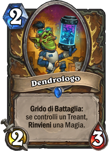 Dendrologo