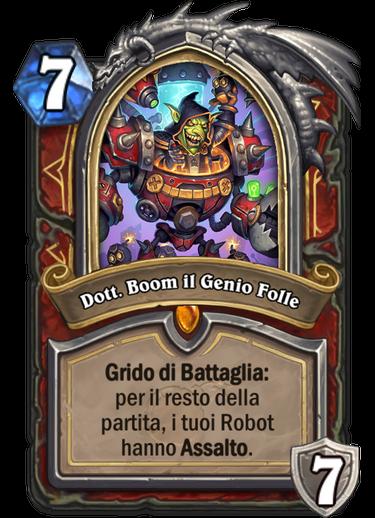 Dott Boom il Genio Folle