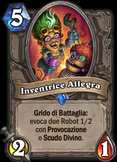 Inventrice Allegra