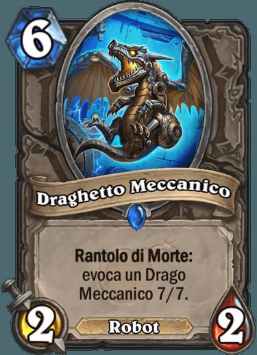 Draghetto Meccanico