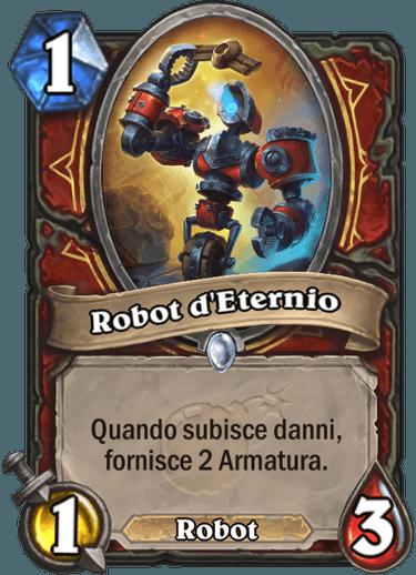 Robot Eternio
