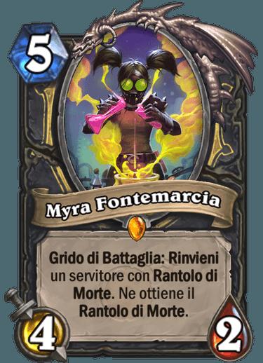 Myra Fontemarcia