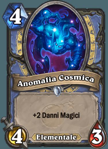 Anomalia Cosmica