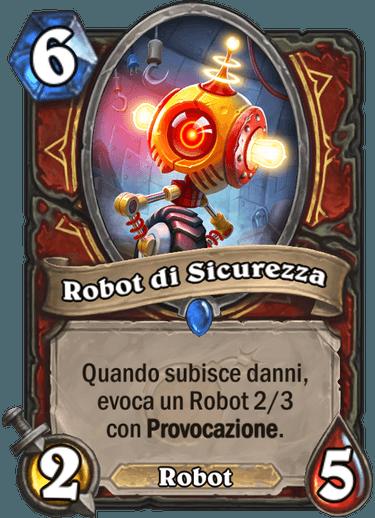 Roboto di Sicurezza