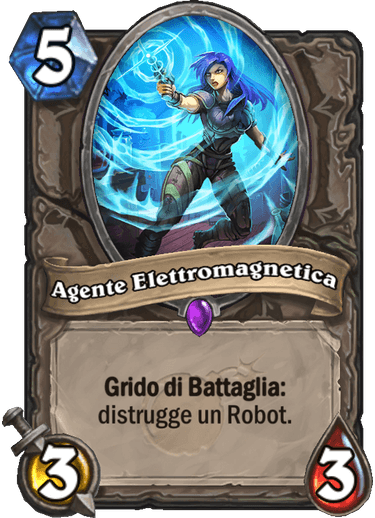 Agente Elettromagnetica