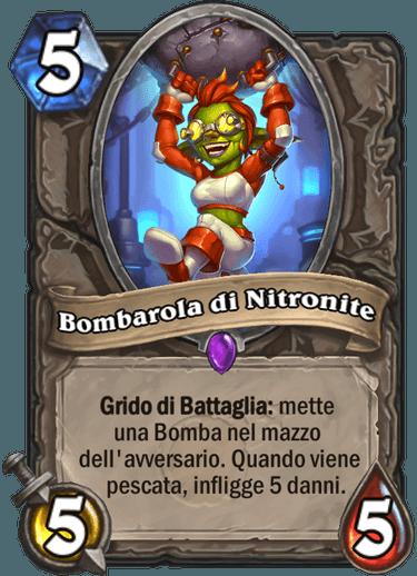 Bombarola di Nitronite