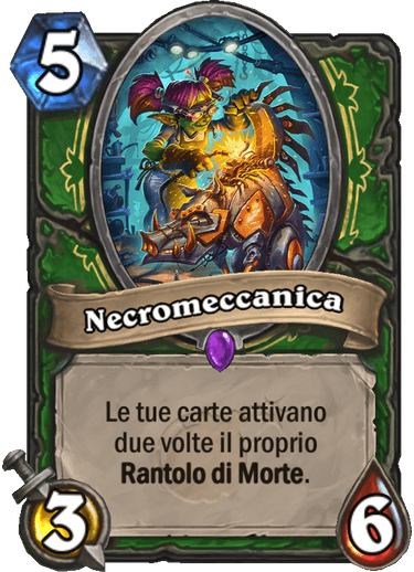 Necromeccanica