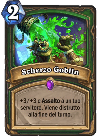 Scherzo Goblin