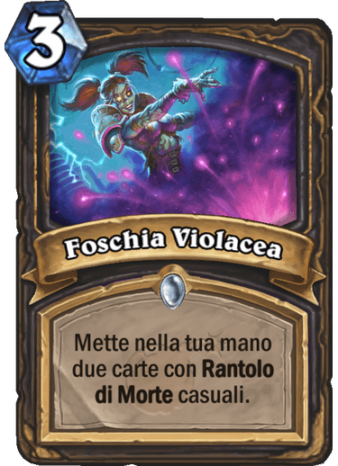 Foschia Violacea
