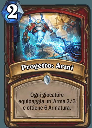 Progetto Armi