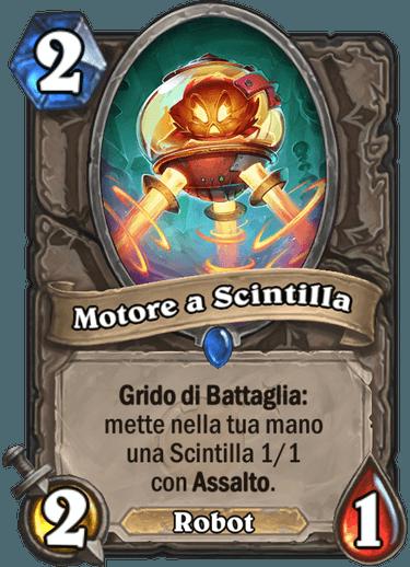 Motore a Scintilla