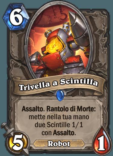 Trivella a Scintilla