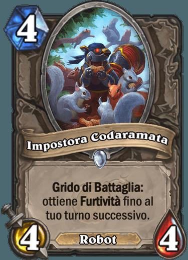 Impostora Codarmata