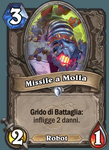 Missile a Molla