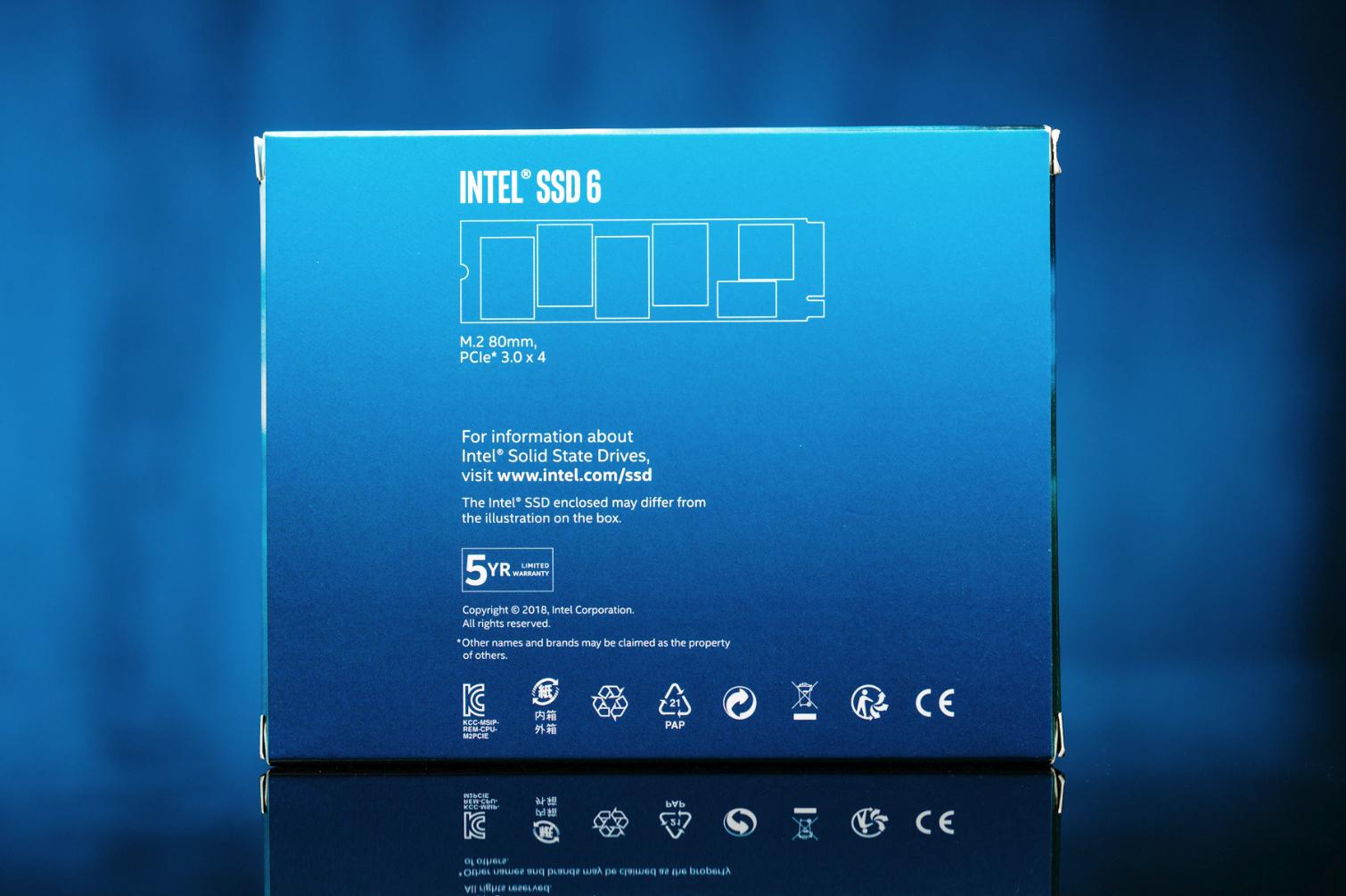Recensione Intel SSD 660p con memoria QLC | Tom's Hardware